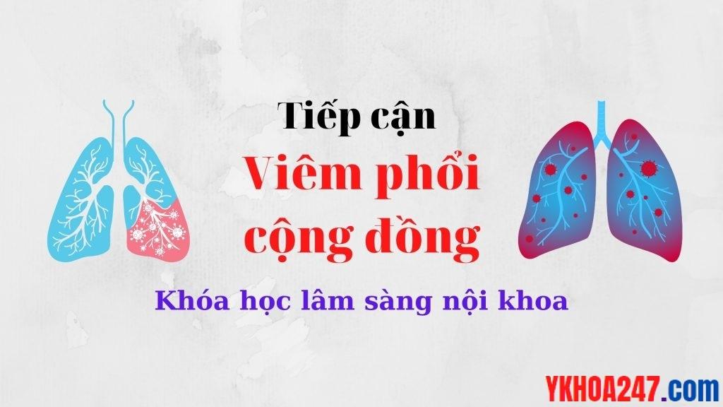 Viem phoi cong dong