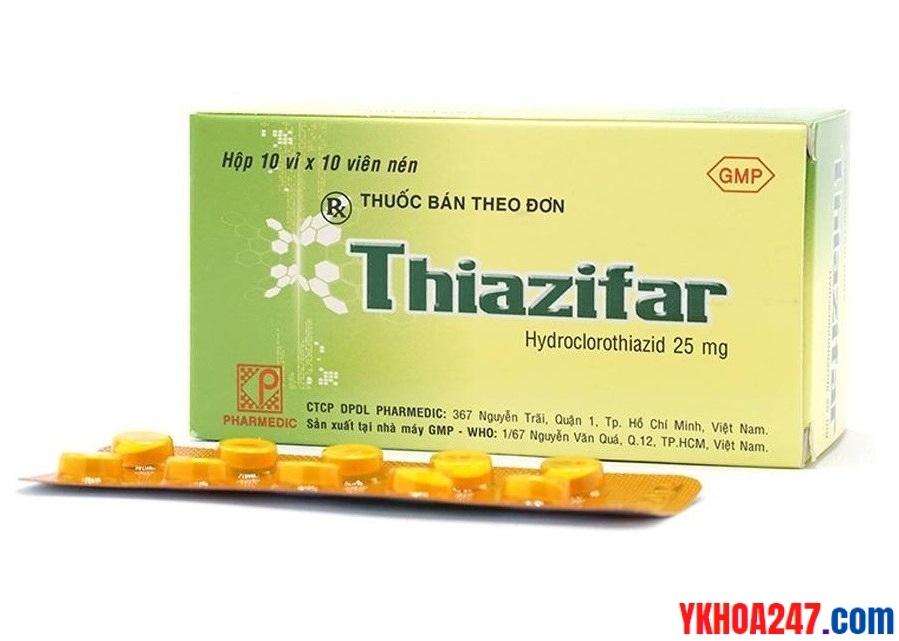 thuothiazifar 25 mg